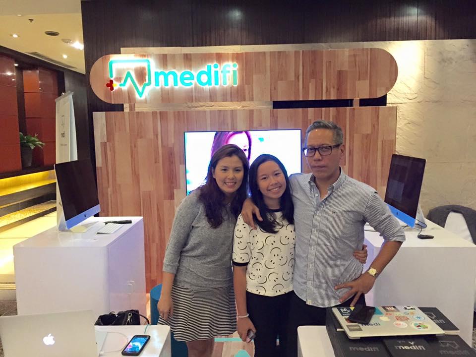 It runs in the family: Gear with her daughter, future startup founder Jasmin Fajardo & husband veteran startup builder Jay Fajardo
