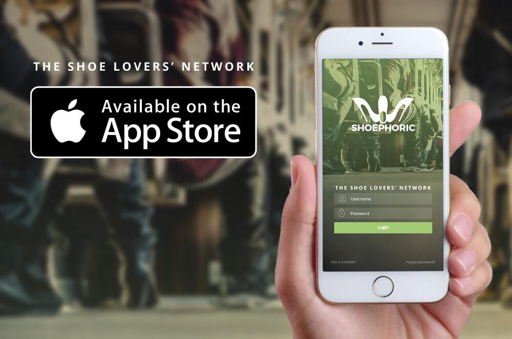 Shoephoric App